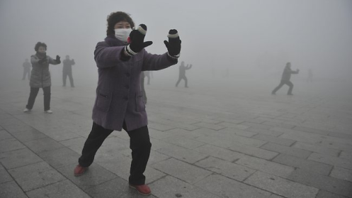 Advice to China on Clean Air Act