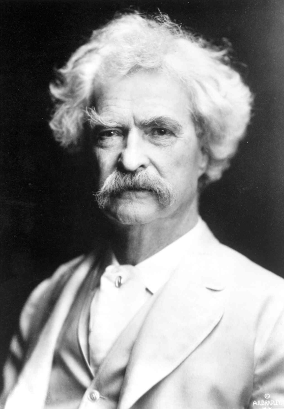 Twain and Clean Air Act