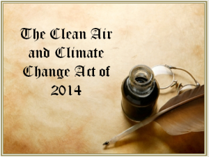 Clean Air and Climate Change Act of 2014