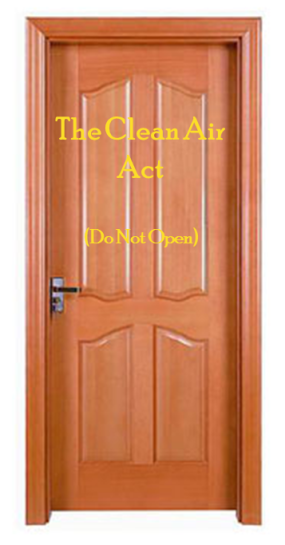 Opening the Clean Air Act