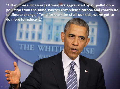 Obama and Climate Rule