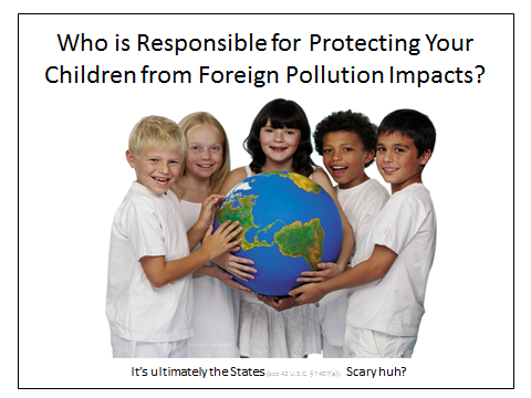 Children's Health and Air Pollution
