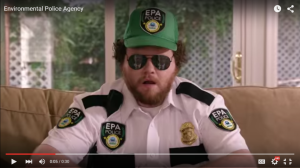 The Ozone Police