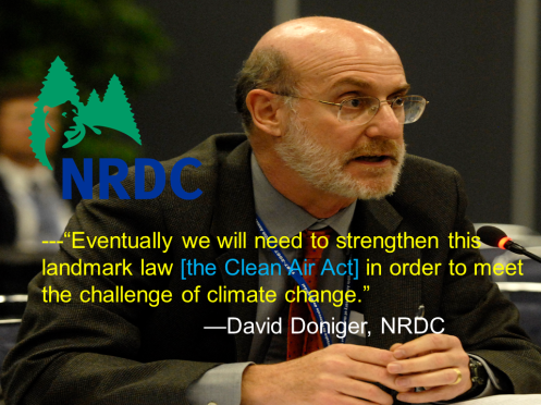 NRDC and Doniger