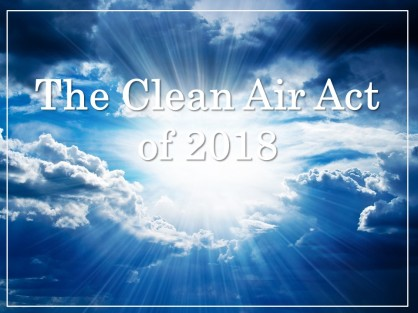 Clean Air and Climate Change Act of 2018